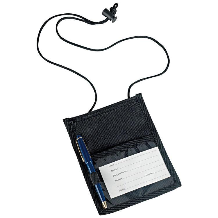 Picture of Platform Neck Wallet