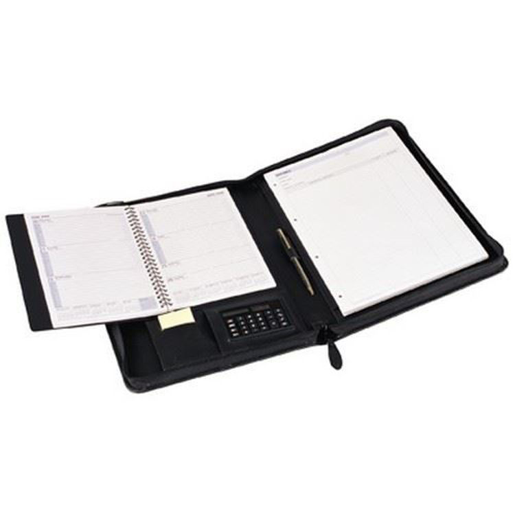 Picture of Debden Portfolio Plus Executive compendium with A5 WTV diary