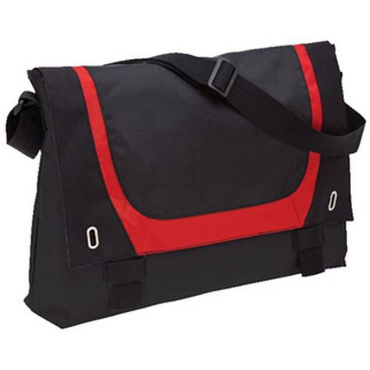 Picture of Momentum Tab-Close Satchel