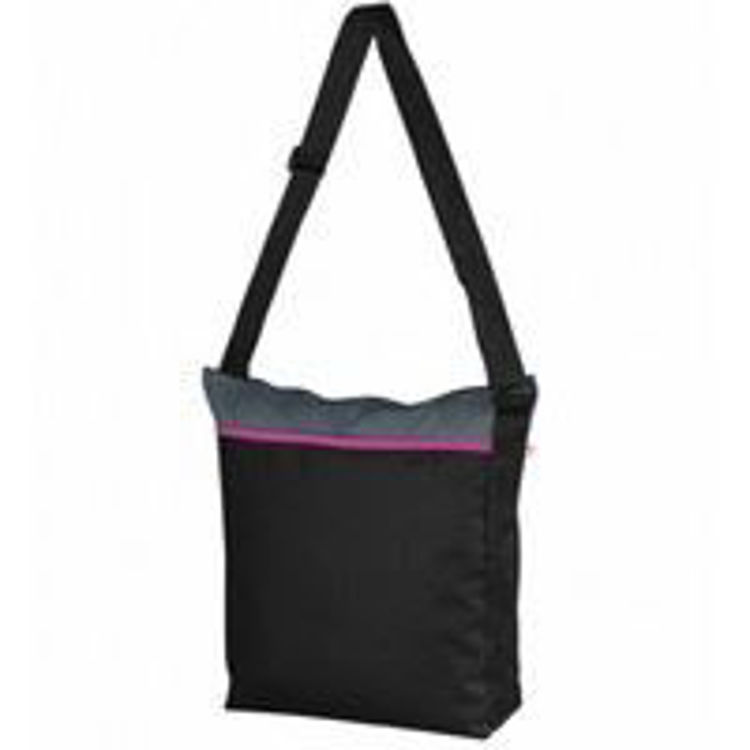 Picture of Spectrum Zippered Tote