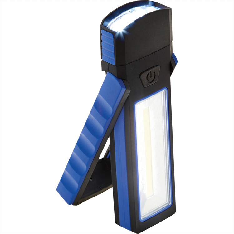 Picture of COB Magnetic Worklight with Torch and Stand